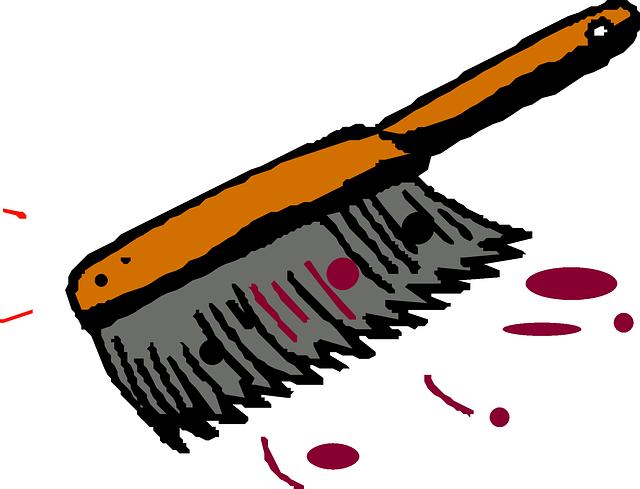 smetáček na podlahy