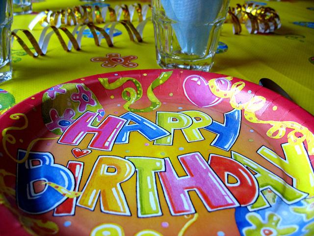 narozeninová tabule